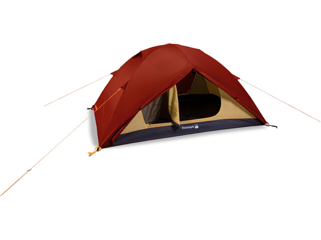 Nordisk Finnmark Tente 2, burnt red